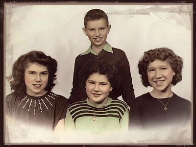 Family Portrait-1948