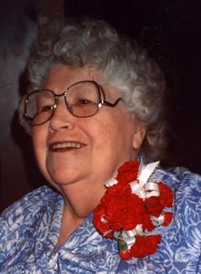 Rilda Hazel (Marling) Rasmussen