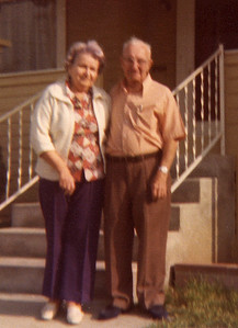 Mabel (Olsen) & Clarence Rich family