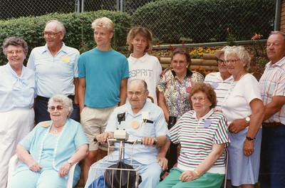 Rasmussen Siblings & Spouses  1989