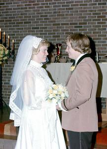 Cheryll & Steve 1976