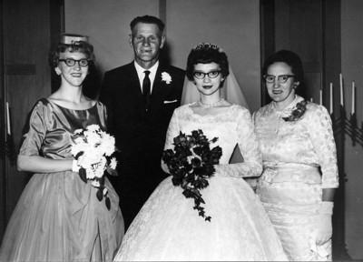 Dianne & Jim  1963