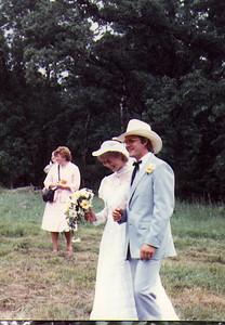Randy & Lori  1985