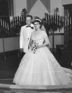 Joanne & Lowell 1959