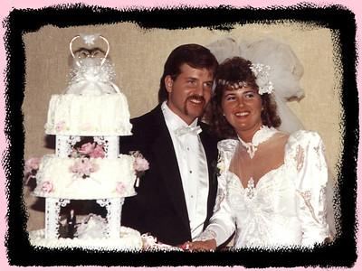 1989  Brad & Jackie