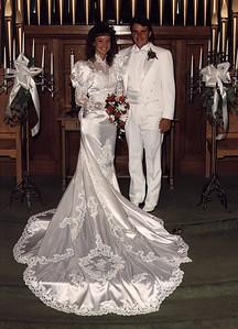 Michael & Lisa 1989