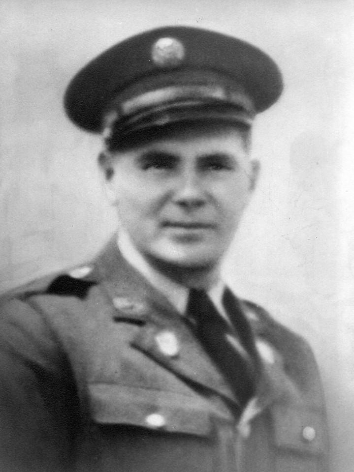 Richard Rasmussen 1916-1944