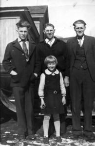 Russell, Richard, Walter Rasmussen