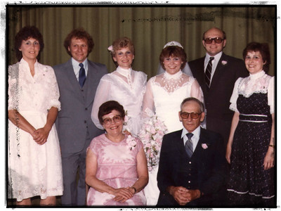 Russell's family - 1983