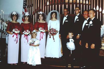 Wright-Brandt Wedding