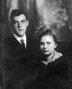 Albert & Emma Olsen