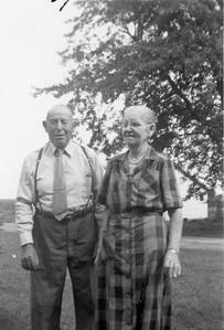 Christina (Sorensen)& Louie Jorgensen