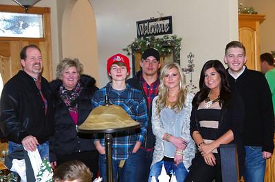 Brad Rasmussen family