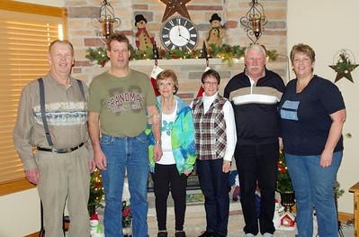 Dave, Mark, Barb, Bonnie, Alan, Kim