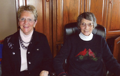 Darlene & Dianne (Rasmussen)