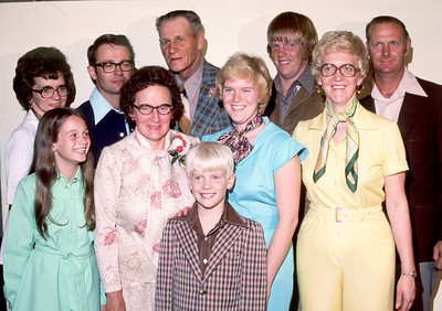 Walter's family- click to see galleries