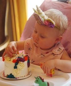 My very own cake