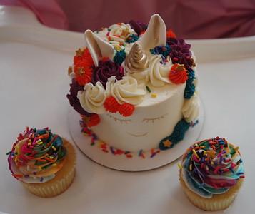 My very own SMASH cake