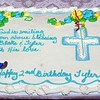 Baptism & Birthday Celebration