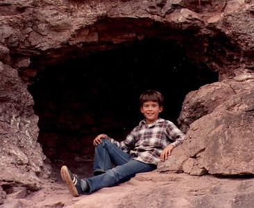 Brett age 8?