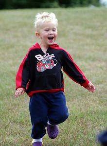 Sheer joy & energy - that's Tyler K-7