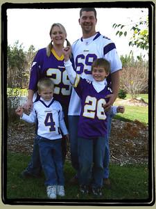 Fans -Brett's Family