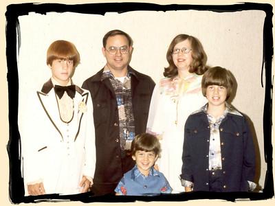 Marilyn Kay's Wedding -1970s