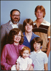 Family Church Photo-1980s