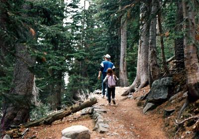Hiking RMNP