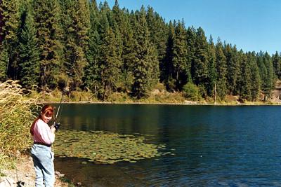 Fernan Lake