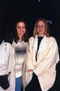 Krista & Marcie