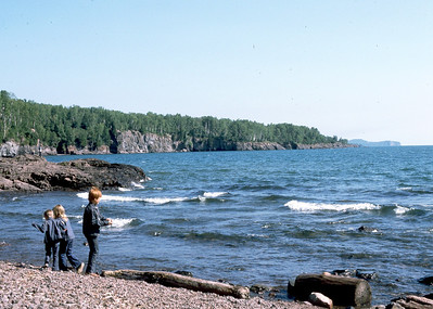 Anywhere on the North Shore of lake Superior is worth exploring