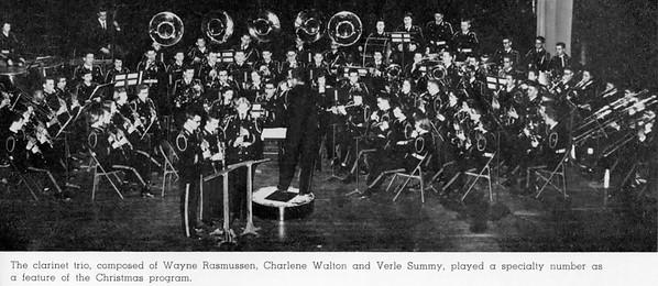 EWHS Band -1955