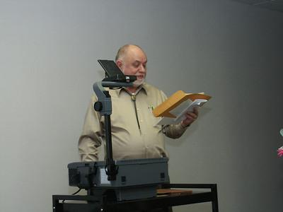 A final presentation