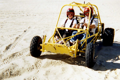 Dune buggy time