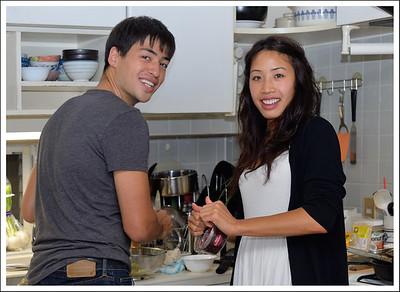 Ray and Chloe's Visit November 2015