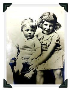 Uncle John & Margaret