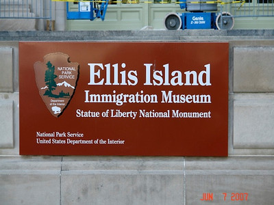 Ellis Island 1 of 2  Click here for medium screen viewing:   http://ray-penny.smugmug.com/Family/Ray-and-Penny/Videos-General/12831066_xftWrT#!i=2388230594&k=JbLvQhd&lb=1&s=A