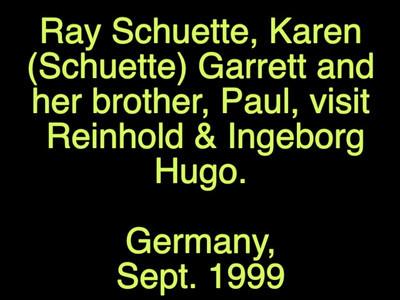 Germany - Hugo's