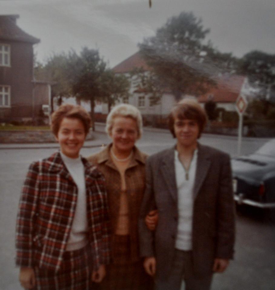 Clemens Schutte family