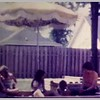 16Video: 3 mins - 1985 Baton Rouge -- kids playing in sandbox while Penny's parents and Auntie Peggy watch.  Starr and Penny shown too.