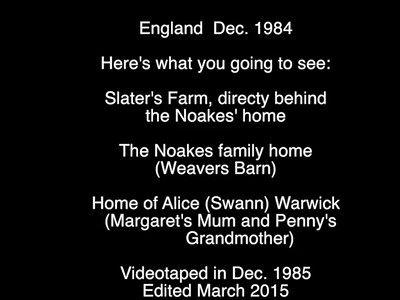 VIDEO;  Slater Farms, Noakes and Warwick homes
