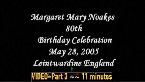 Noakes BD - Part 3~~11 minutes