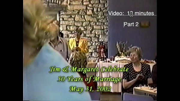 Part 2 -- Margaret Noakes 80th Birthday Party