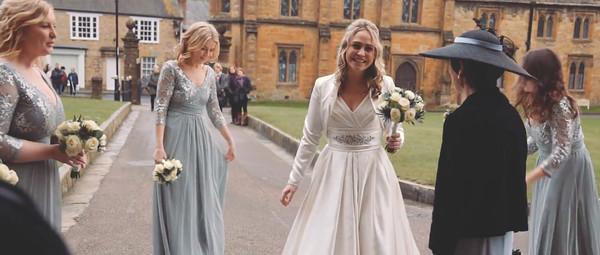 VIDEO:  Tom Walker's video of Noakes/Walker Wedding   ( 5 mins)