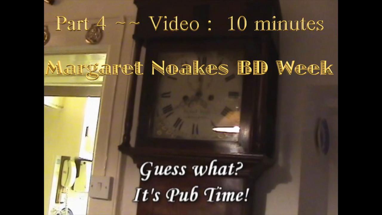 Part 4 - Noakes BD - VIDEO:   minutes