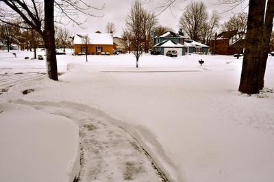 Winter, February, 2010