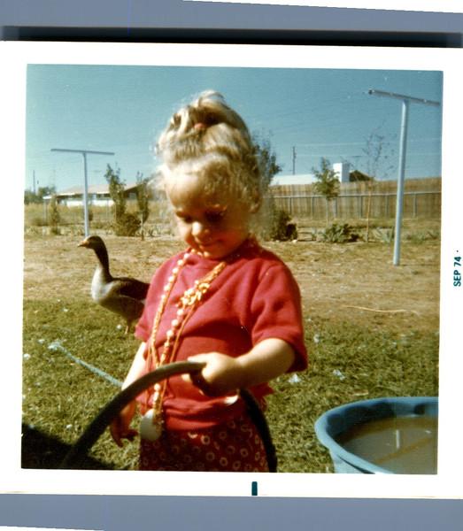 Raymie n geese 1974