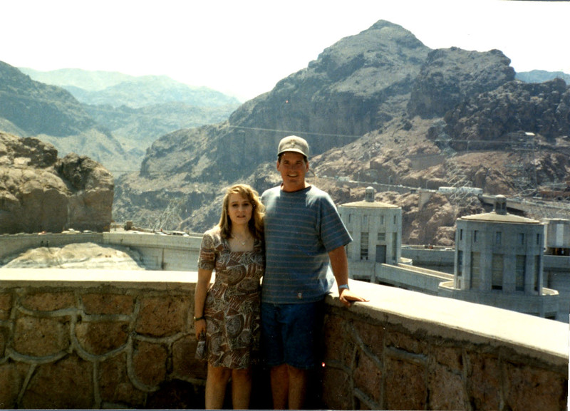 raymie and clint hoover dam