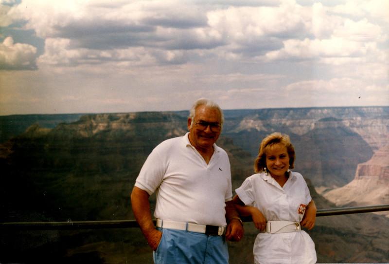 raymie and ray at grand canyon